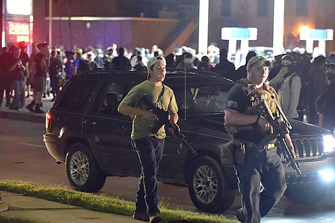 Jacob Blake's shooting in Wisconsin