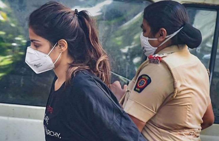 Reha Chakravarti arrested