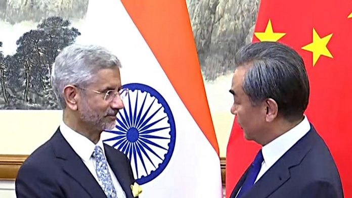 India and China meet today
