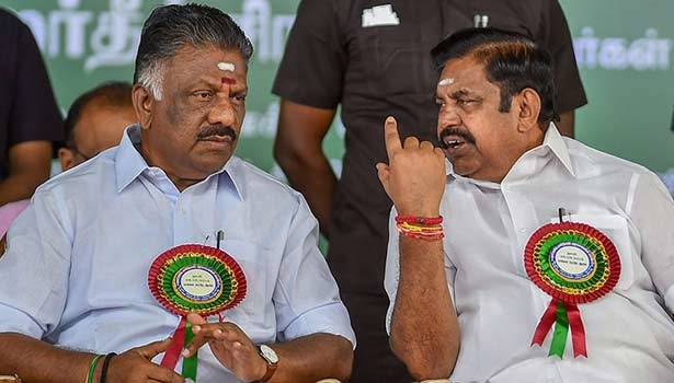 AIADMK CM candidate: OPS meets party leaders, hectic parleys underway